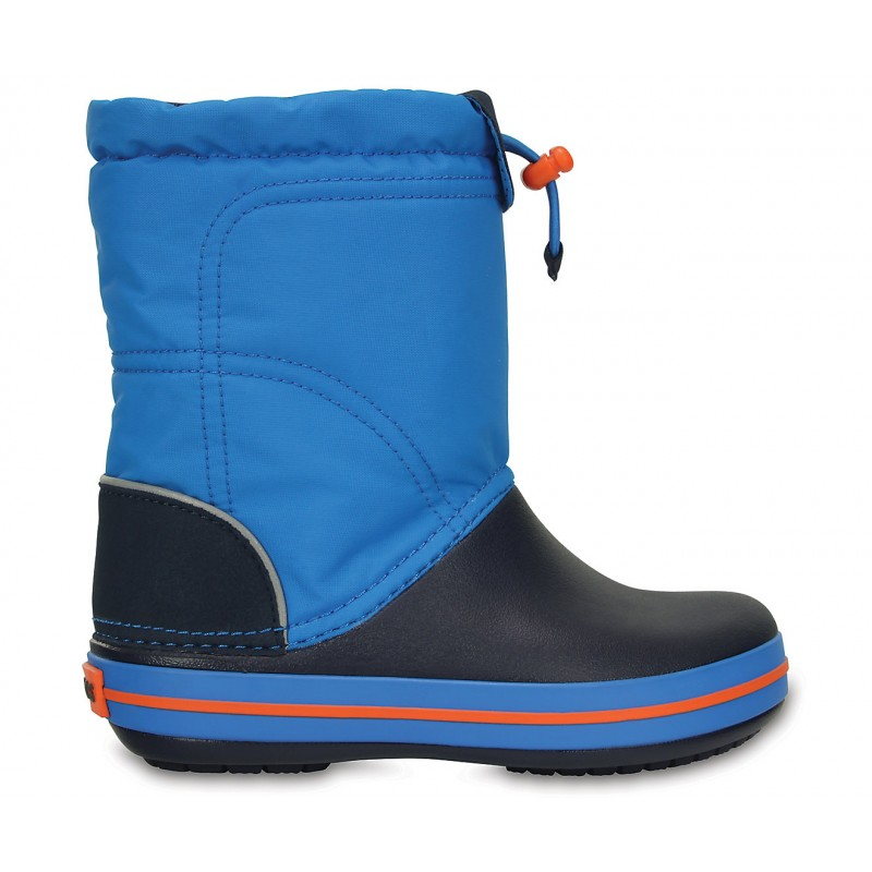 9a10852af25 Αγόρια :: Crocs CROCBAND LODGEPOINT BOOT 203509-4AS OCEAN/NAVY ...